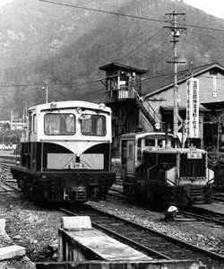 木曾森林鉄道