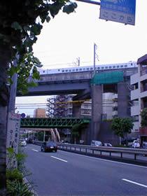 JR新幹線・総武線