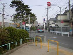 玉電砧本村駅跡