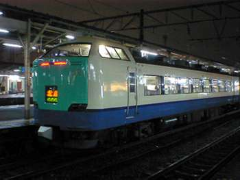 JR冨山駅