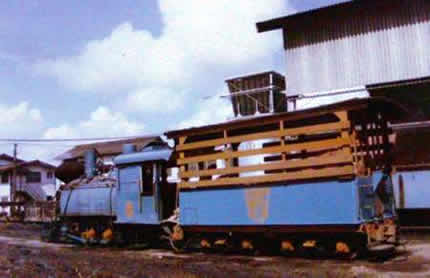 ハワイアン製糖工場