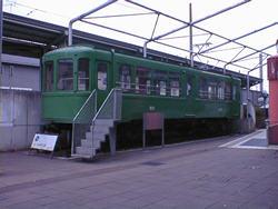東急デハ80旧塗装