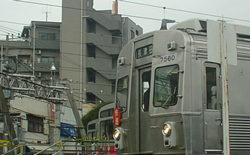 東急7200系引退