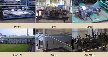 JR大井工場夏休みフェア