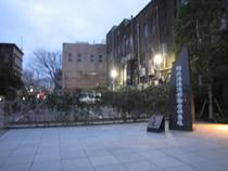 横浜臨港線跡