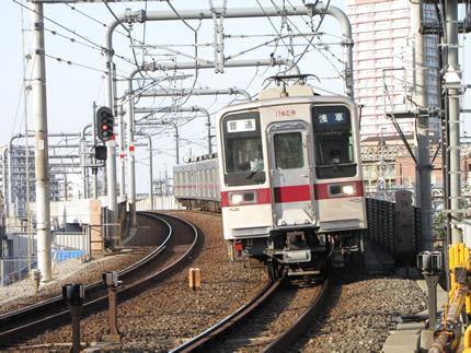 東武鉄道業平橋