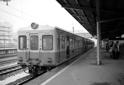関東鉄道502