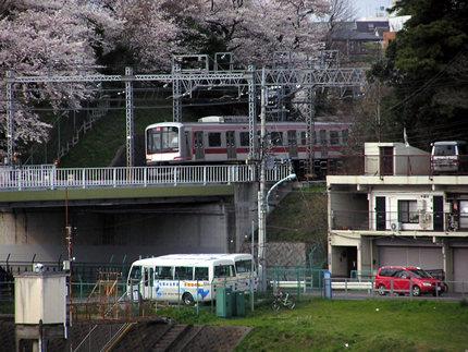 丸子橋東横線5000