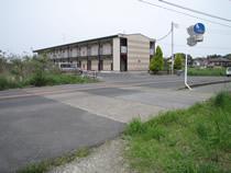三井化学廃線跡