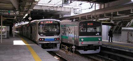 大崎埼京・りんかい線