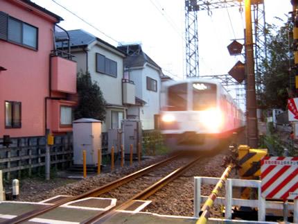 西武鉄道多摩川線