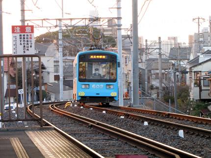 阪堺電車・神ノ木