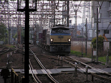 南武貨物線EF66