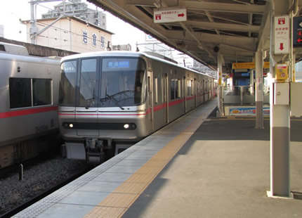 名鉄地下鉄乗入車両