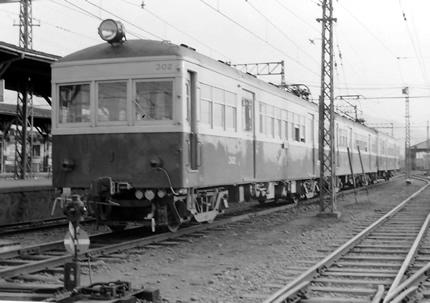 長野電鉄300系