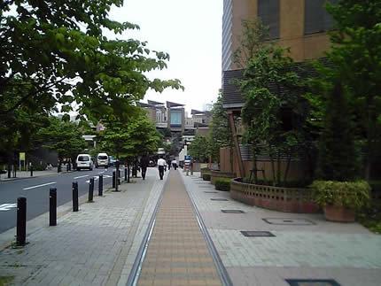 飯田橋駅跡