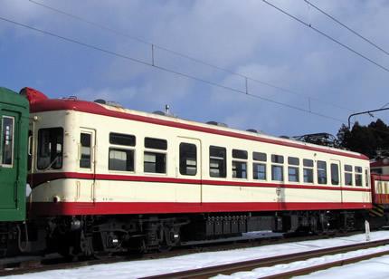 十和田観光電鉄モハ3400形