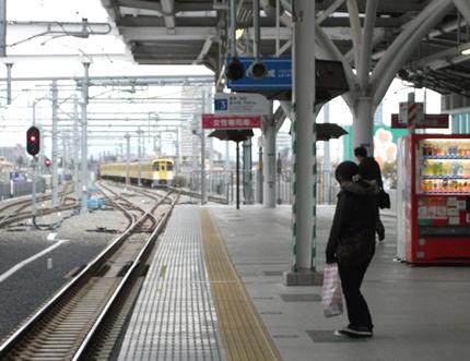 西武石神井公園駅