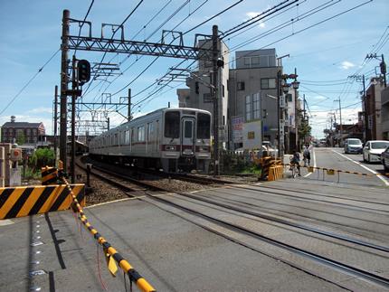 東武鉄道・東松山駅
