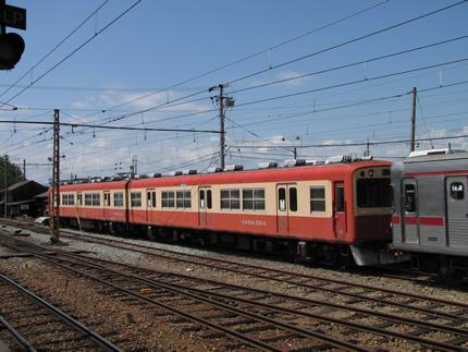 長野電鉄10系