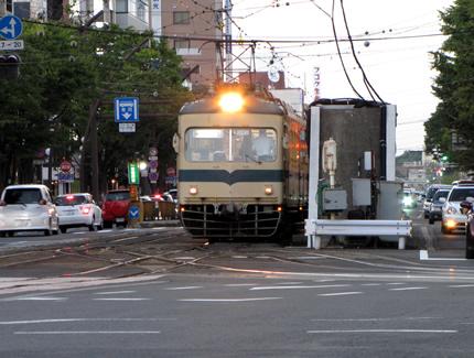 福井鉄道モハ200