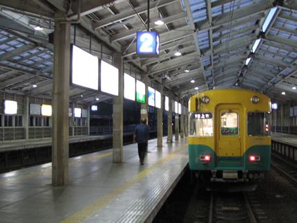 富山地鉄富山駅