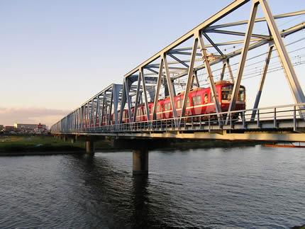 京浜急行鉄橋