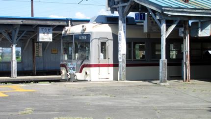 富山地鉄寺田駅