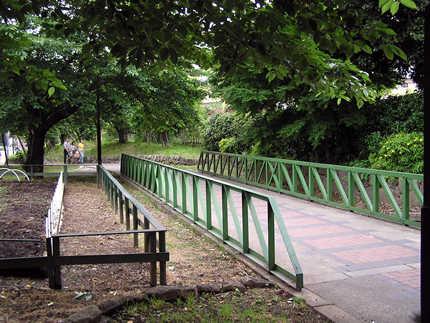 赤羽根緑道ブリッジ