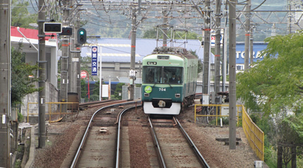 :京阪石山本線