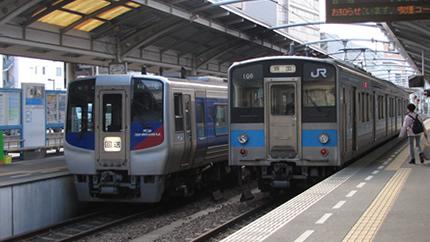 JR高松駅