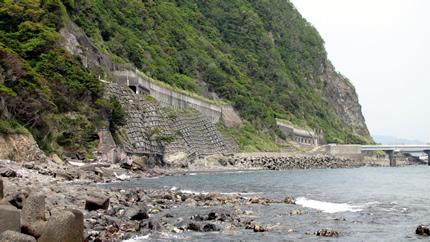 石部トンネル