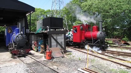 まきば線6号機関車