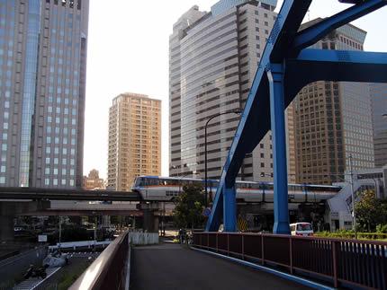 東京モノレール天王洲
