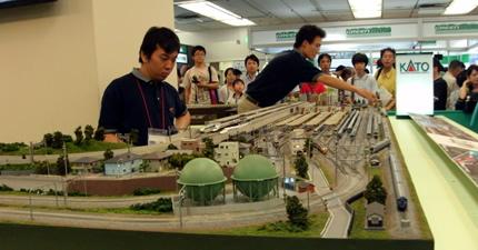 鉄道模型ショー2013