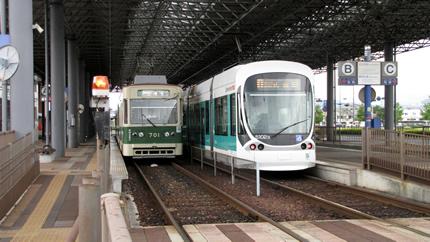 広島電鉄宇品線
