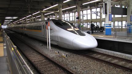 新幹線西日本