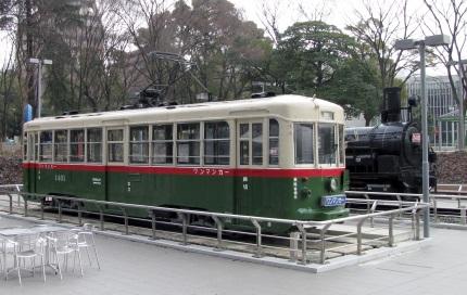 名古屋市電1400