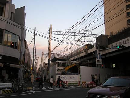 東急高津駅