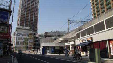 JR武蔵小杉駅