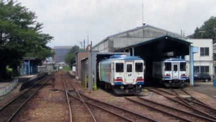 長良川鉄道・関