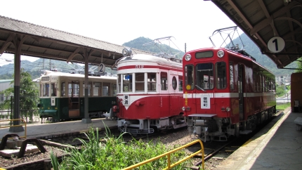 名鉄美濃駅