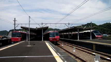名鉄内海駅