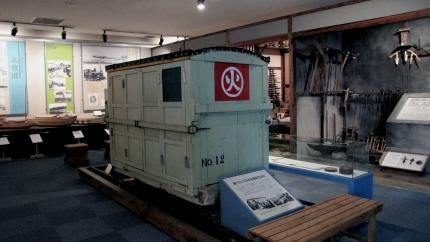日本油脂武豊工場ダイナマイト運搬車