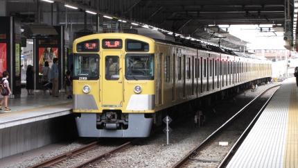 西武所沢駅