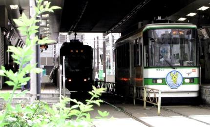都電大塚駅