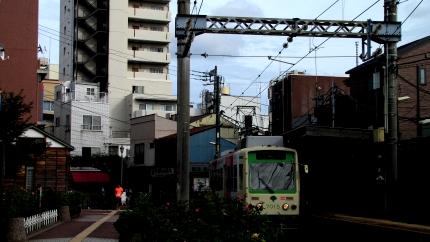 三ノ輪橋電停
