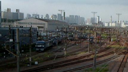 JR貨物線
