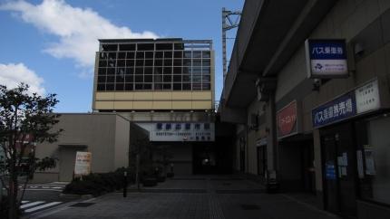 電鉄出雲市駅