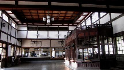 JR大社駅跡